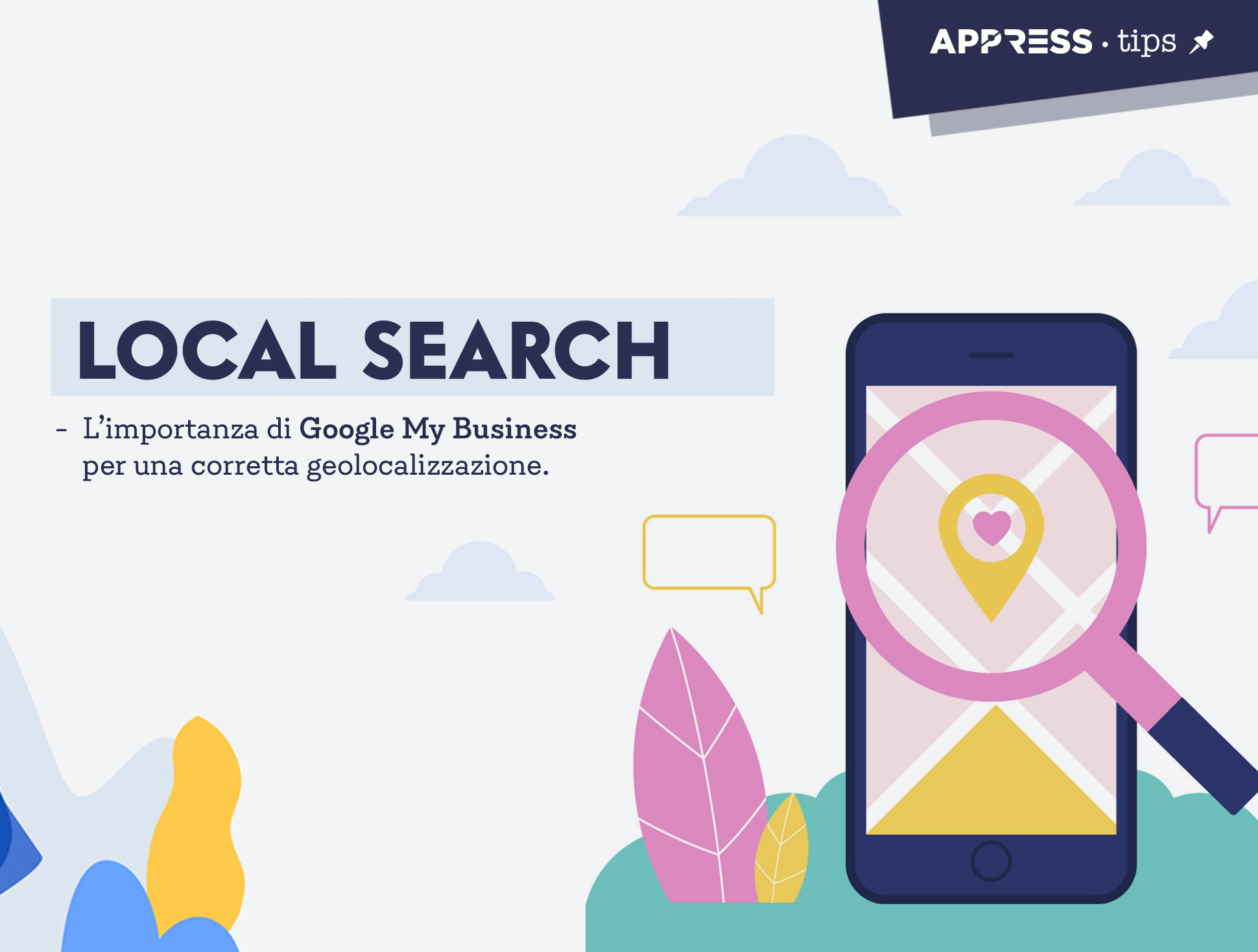 LOCAL SEARCH_Appress-tips